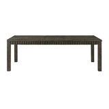 Panola Extendable Dining Table by Gracie Oaks