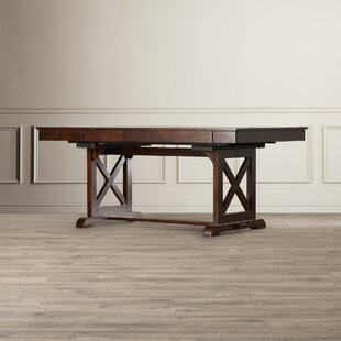 Mannox Extendable Dining Table Alcott Hill