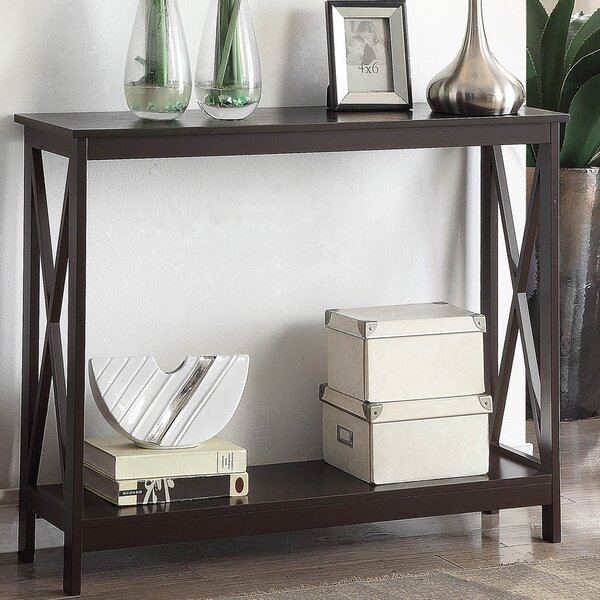 10 inch deep console table | wayfair