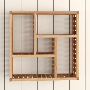 Avelar 50 X 50cm Bathroom Shelf By Brambly Cottage
