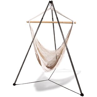 Hammaka Cotton Chair Hammock with Stand