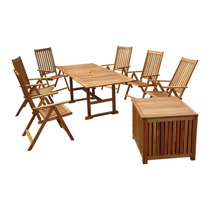 Autumn 8 Piece Dining Set
