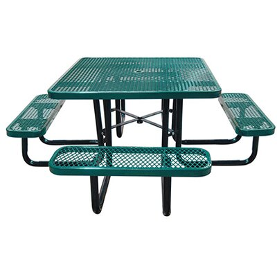5 Piece Picnic Table by Leisure Craft #2