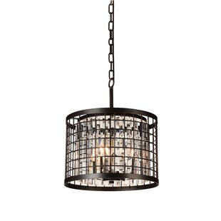 CWI Lighting Meghna 4-Light Pendant