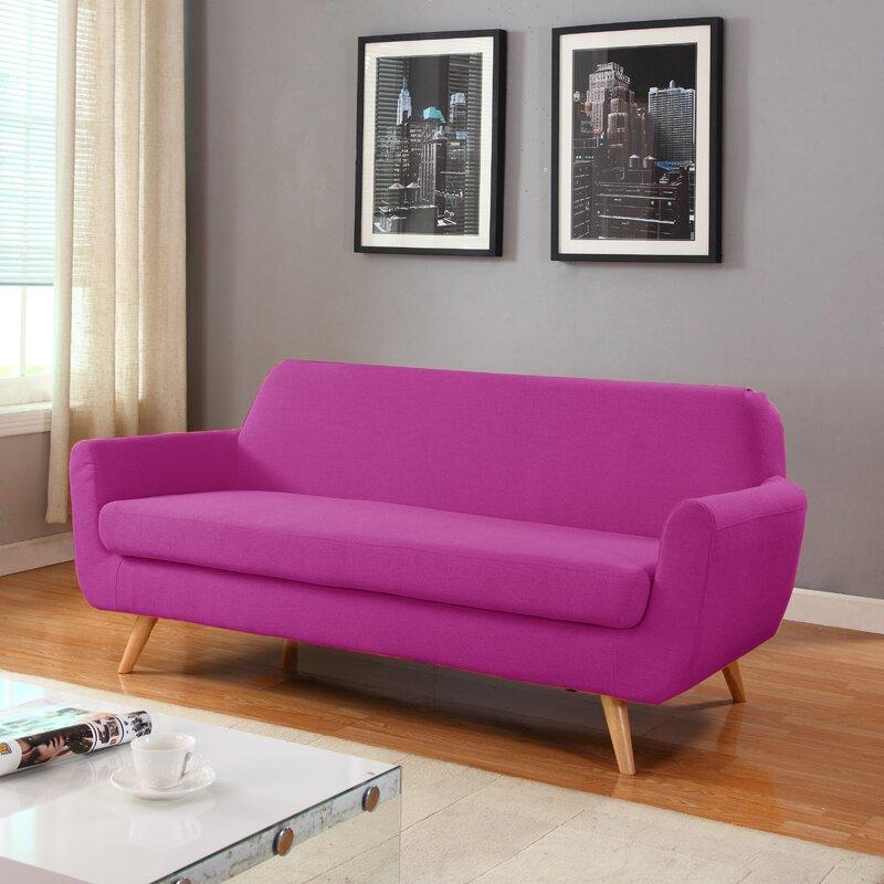 Madison Home USA Mid-Century Sofa & Reviews   Wayfair