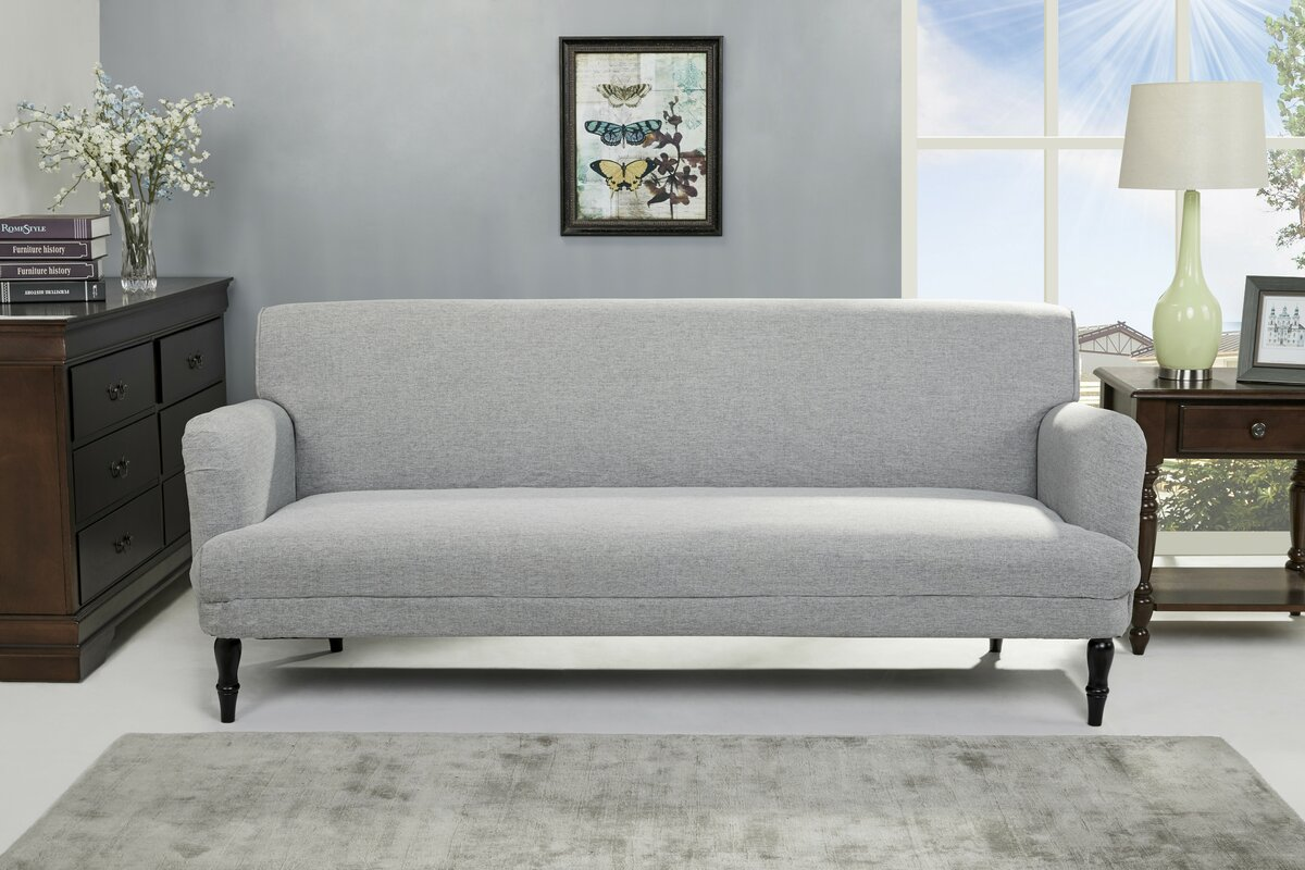 Charlotte 4 Seater Clic Clac Sofa Bed