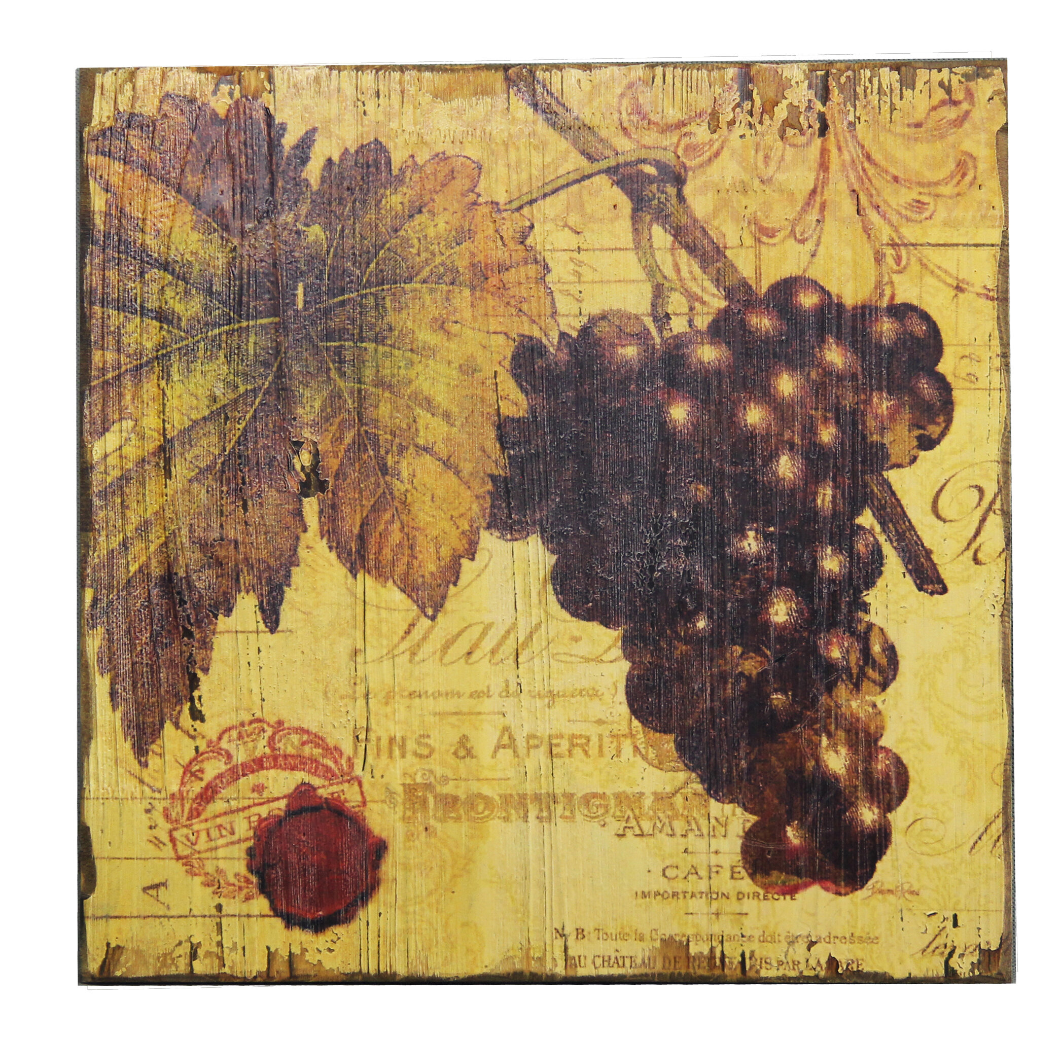 Awesome Vineyard Wall Decor Pictures Inspiration - The Wall Art ...