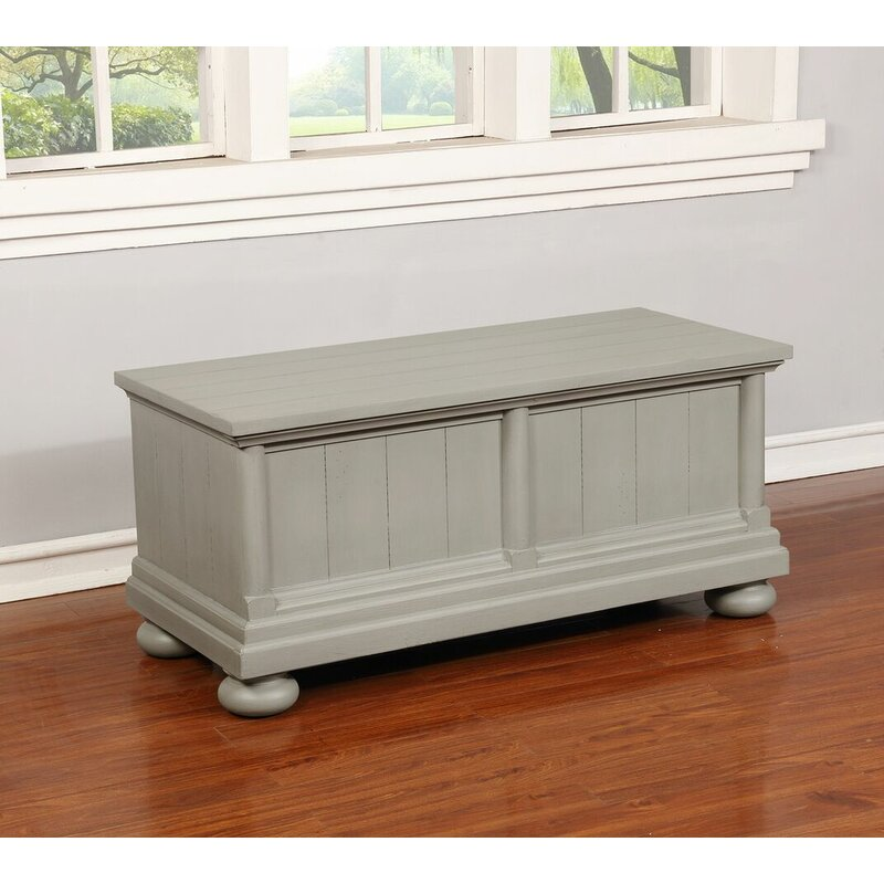 Charmant Blaire Storage Trunk Blanket Chest