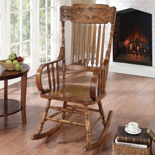 August Grove Dotson Rocker Chair