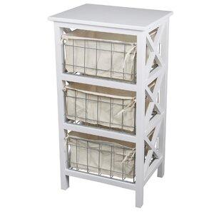 Cathina 3 Drawer Storage Chest