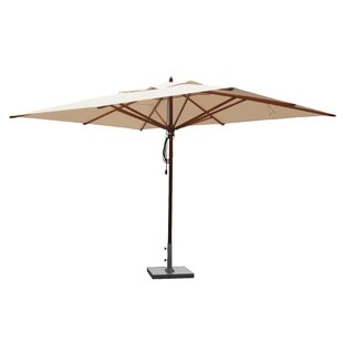Sherbourne 10' X 13' Rectangular Market Umbrella by Darby Home Co