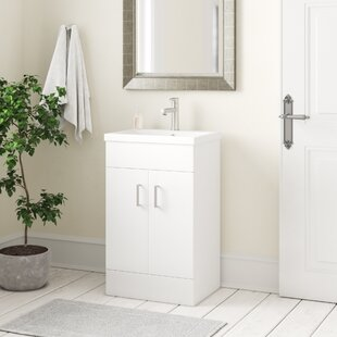 Weatherly 505mm Free-standing Vanity Unit By Metro Lane