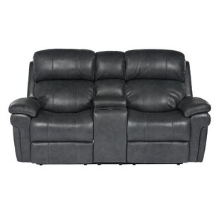 Dipalma Luxe Reclining Sofa Red Barrel Studio