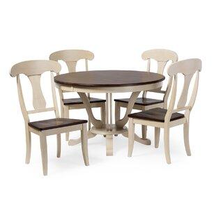 Duncombe 5 Piece Dining Set Breakwater Bay