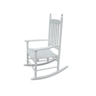 Dietrich Rocking Chair By Brambly Cottage