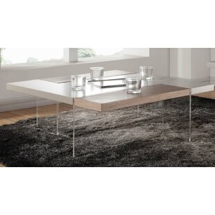 Compare Wakefield Coffee Table by Orren Ellis