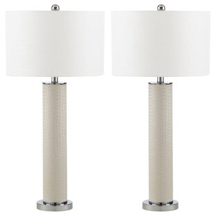 Inexpensive Moira 32.5 Table Lamp (Set of 2) By Willa Arlo Interiors