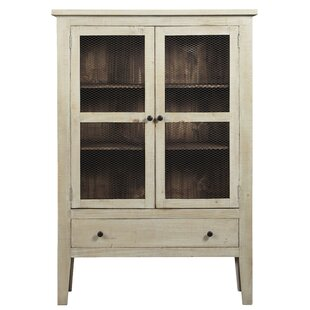 Almyra 1 Drawer Accent Cabinet