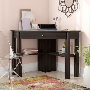 Stansel Corner Writing Desk by Zipcode Design