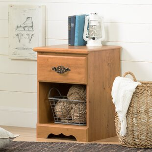 Reviews Prairie 1 Drawer Nightstand BySouth Shore