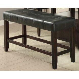 Winston Porter Upper Strode High Upholstered Bench
