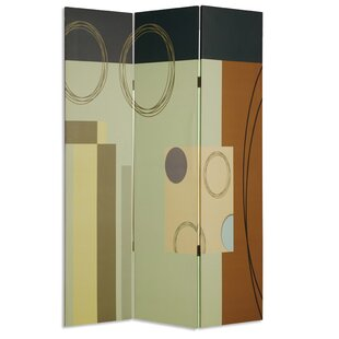 Haily 3 Panel Room Divider by Screen Gems