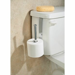 Tank Mounted Toilet Paper Holders You\'ll Love | Wayfair
