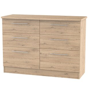 Lyndale 6 Drawer Chest By Marlow Home Co.