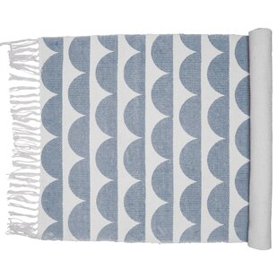 Inexpensive Kids Oslo Carpet Steel Blue Area Rug By Eightmood
