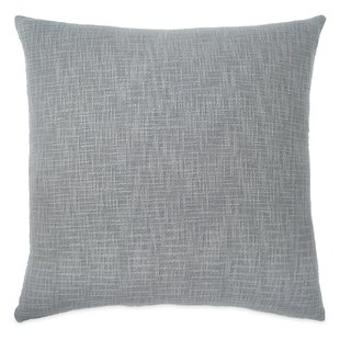 Bourdeau Double Slub Cotton Euro Pillow