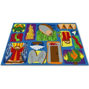 Great choice Moses Sunday School Kids Rug ByKid Carpet