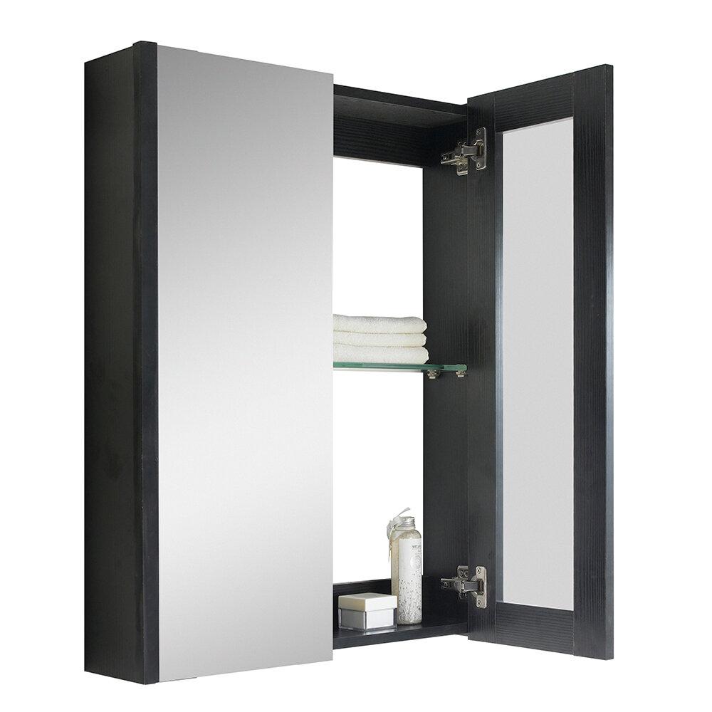 Ryker 24 X 31 5 Surface Mount Medicine Cabinet Reviews Allmodern