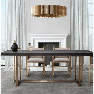Beautiful Modern Customizable Dining Set