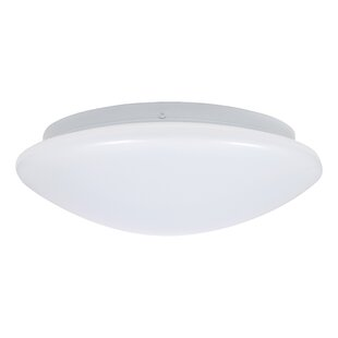 Ebern Designs Rylie 1-Light LED Flush Mount