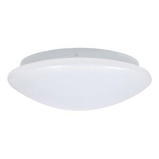Ebern Designs Rylie 1-Light LED Flush Mount