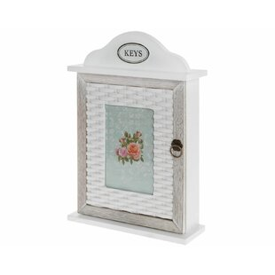 Check Price Flower Key Organiser