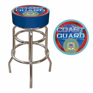 31 Swivel Bar Stool by Trademark Global Fresh