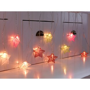 Isabella 10 Light Novelty String Lights By Markslojd