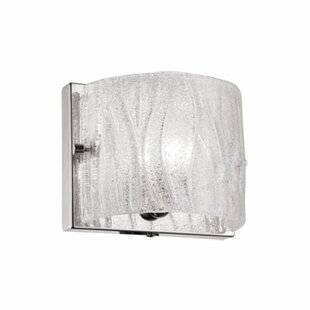 Clooney 1-Light Bath Sconce by House of Hampton