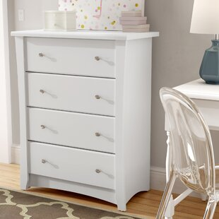 Crescent 4 Drawer Chest by Storkcraft