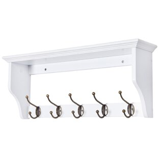 Athol Wall Mounted Coat Rack By Brambly Cottage