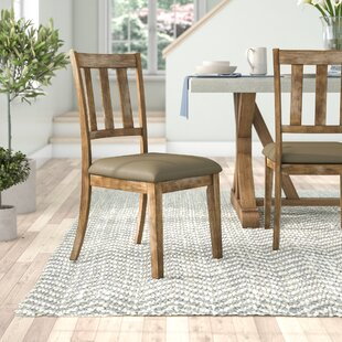 Affordable Zebulon Upholstered Dining Chair (Set of 2) by Andover Mills Reviews (2019) & Buyer's Guide