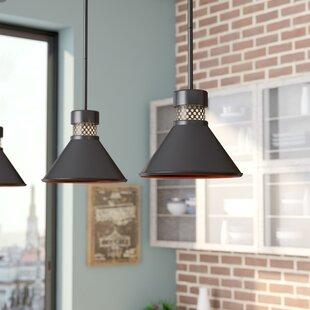 Trent Austin Design Irwin 1-Light LED Cone Pendant