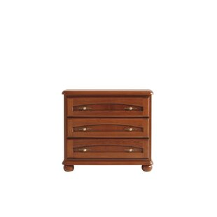 Holden 3 Drawers Chest By Ophelia & Co.