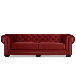 South Cone Home Alexander Chesterfield Sofa