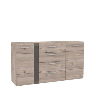 Achille 4 Drawer Combi Chest By Ebern Designs