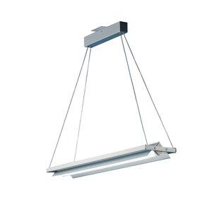 ZANEEN design Loft 1-Light Kitchen Island Pendant