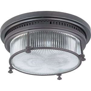 Ross 2-Light Flush Mount