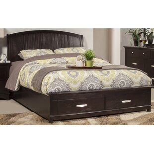 Darby Home Co Madison Storage Platform Bed