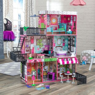 Dollhouses Dollhouse Accessories You Ll Love In 2020 Wayfair